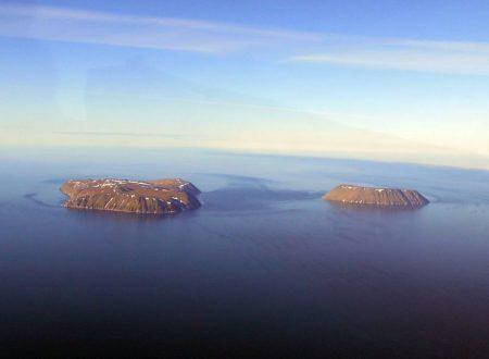 La strana storia delle Isole Diomede